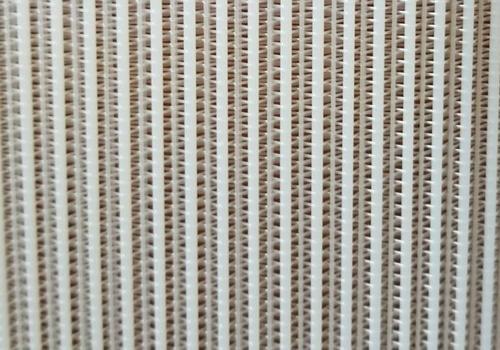 Spunlace mesh belt