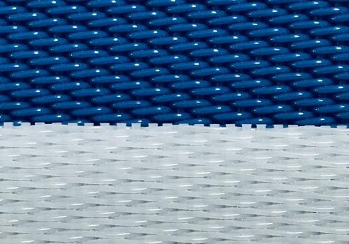 Sludge dewatering fabric