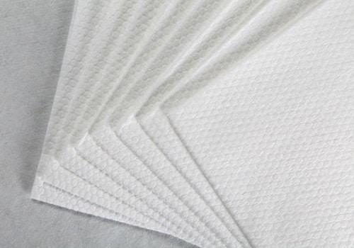 Spunlace nonwoven fabric-1